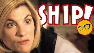 Doctor Who Shipping Itself | Thasmin and Ignoring the Backlash