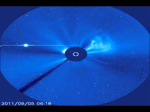 FLARE X1.8 & CME Sept, 7 2011 22:38UTC