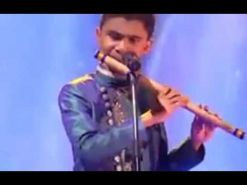 Best flute Player in the World Suleiman │ Indias Got Talent 2016 Semi Final   YouTube