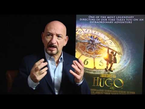 Martin Scorsese's HUGO  Interview with Ben Kingsley