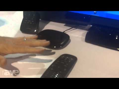 CEDIA 2013: Logitech Shows Off the Harmony Ultimate and Harmony Smart Control