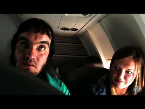Big Steve On A Plane | Amish Mafia