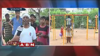 Public Talk on Outdoor Gym in KBR Park