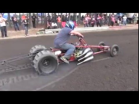 Dirt Drag Racing - Extremely Fast Bikes!