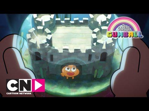 Знакомство с Дарвином   Удивительный мир Гамбола   Cartoon Network