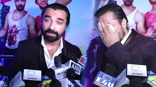 Emotional Aijaz Khan CRIES On Camera As His Film Love Day Gets Only 200 Theatres