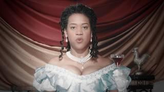 BLACK GIRL IN A BIG DRESS - (Clip) - Lady v Harlot