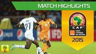 Can 2015 | Finale - Côte d'ivoire 9 tab 8 Ghana