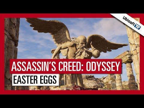 Assassins Creed Odyssey - Easter Eggs   Ubisoft-TV [DE]