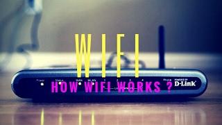 What is WiFi ? jane wifi kya hai aur ye kese kaam karta hai aur aap es se kese net chalate hai😮😮☺