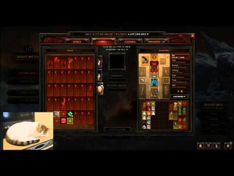 Diablo 3 Monk 100 Million Gold MP10 Set Build
