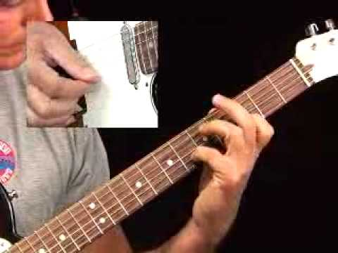 Supercharge Your Chops - #39 Danny Gatton - Guitar Lesson - Brad Carlton