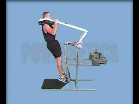 the Super Cat, for explosive vertical jump training. The Super Cat has