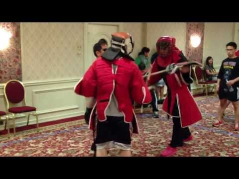 Sparring at The Doce Pares USA International Tournament Part 3 Image 1