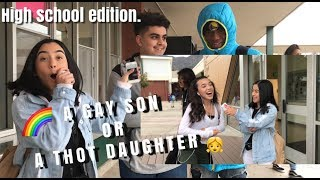 WOULD YOU RATHER HAVE...🙊😂 | high school edition |