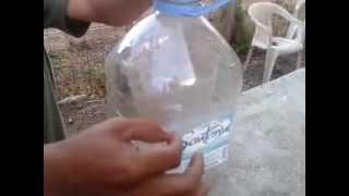 sistema de riego por goteo solar