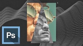 Tutorial Photoshop - Wallpaper Minimalista Abstracto