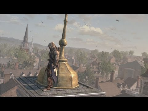 0 Interview: Assassins Creed III could be one of the best Canadian developed video games ever