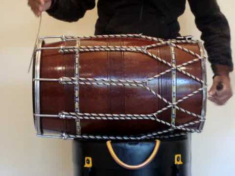 How to Play Dhol - Bhangra