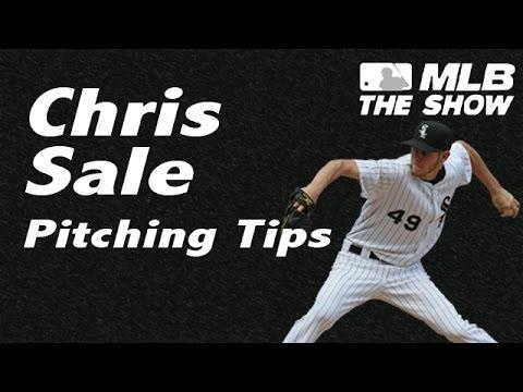MLB 15 The Show - CHRIS SALE breakdown