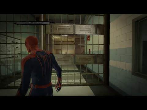 The Amazing Spider Man Walkthrough Part - 4 Let's Play [Spiderman Gameplay]