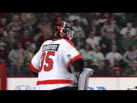 Philadelphia Flyers vs Minnesota Wild Shootout NHL 11
