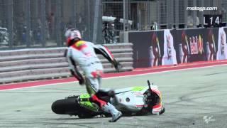 MotoGP™ Americas 2015 – Biggest crashes