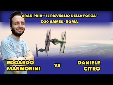 """POST COMMENTARY #18 - Gran Prix """"Il Risveglio della Forza"""" - D20 Games - Roma"""