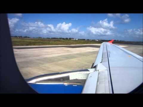 Spirit Airlines Flight 270 Airbus A320 Motegeo Bay Takeoff
