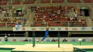 Rio de Janeiro - Test Event: Ludovico Edalli / Parallele (qualifiche)