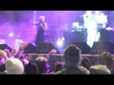 PHIFE DAWG AND DE LA SOUL LIVE 2016 (RIP PHIFE DAWG)
