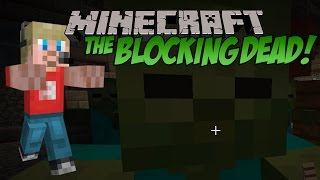 Ethan plays Minecraft: The Blocking Dead (KID GAMING)