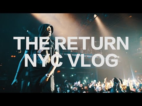 Meek Mill - NYC 2015 (The Return)