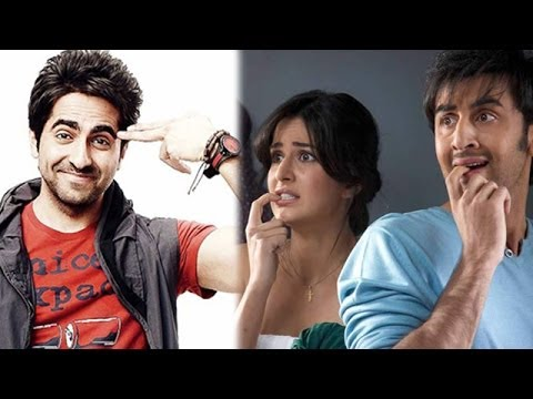 Ayushmann Khurrana Comments On Katrina Kaif And Ranbir Kapoor's Relationship video
