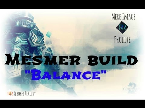 Guild Wars 2 - Level 80 PvE Mesmer Guide (Balanced Build for Fractals of the Mists and Dungeons)