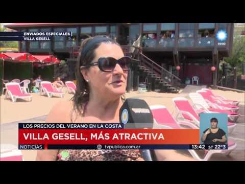 Informe Villa Gesell