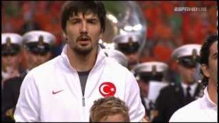 Watch National Anthems Turkey National Anthem video