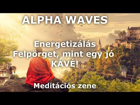 Kávé helyett, Motivációs zene, alpha waves, inspiráló hanganyag,