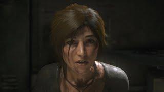 Rise of the Tomb Raider - Lara Gets Captured
