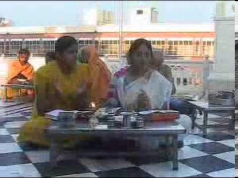 Digambar Jain Mahaveer Temple dharm Yatra - Webdunia video