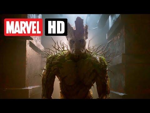 GUARDIANS OF THE GALAXY - Exklusiver Online Clip   Deutsch - Marvel HD