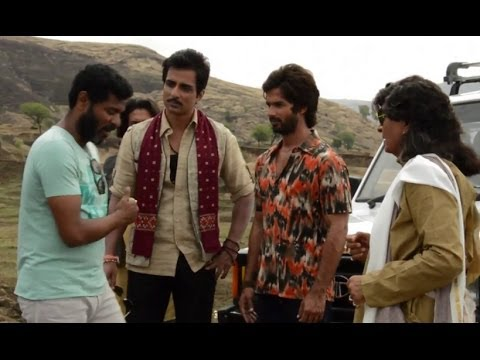 The Making Of R...Rajkumar - Director's Cut