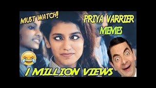 priya varrier new video -funny and cute// by game of thrones-laughing entertainment