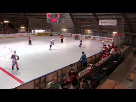 IIHF Inline Hockey WC: Croatia - Bulgaria