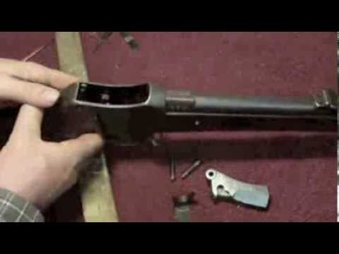 Martini Henry action strip