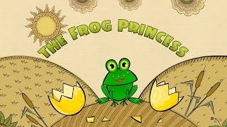 Masha`s Tales - The Frog Princess