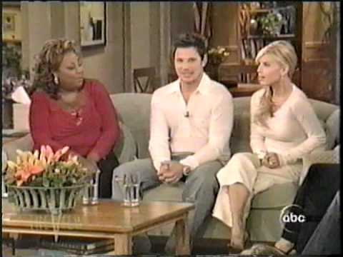 Nick Lachey & Jessica Simpson on The View
