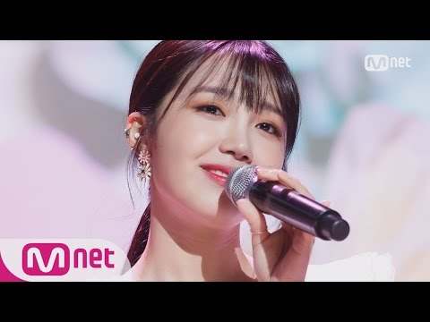 [Jeong Eun Ji - The Spring (Feat. Hareem)] Comeback Stage | M COUNTDOWN 170413 EP.519