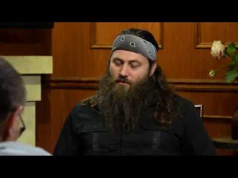 Willie Robertson Talks Running For Office, Hugging Obama | Willie Robertson | Larry King Now Ora TV