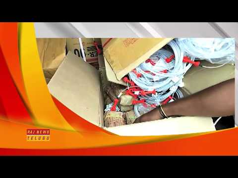 Hyderabad News Today: Explosives Seized || Police Checking in Outer Ring Road